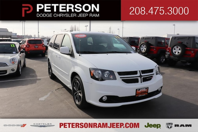 2017 Dodge Grand Caravan GT Wagon Retail Van