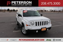 2016 Jeep Patriot FWD Sport SUV