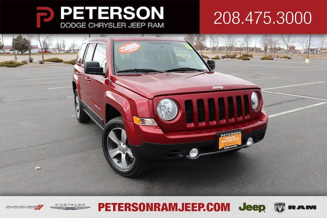 2016 Jeep Patriot 4WD SUV