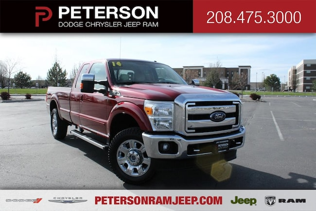 2014 Ford Super Duty F-250 4WD Supercab Truck