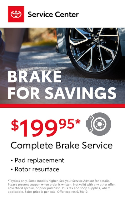 Brakes Saving Event