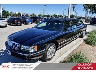 1999 Cadillac Deville Limousine Sedan