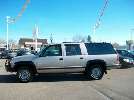1993 GMC Suburban 1500 Base SUV