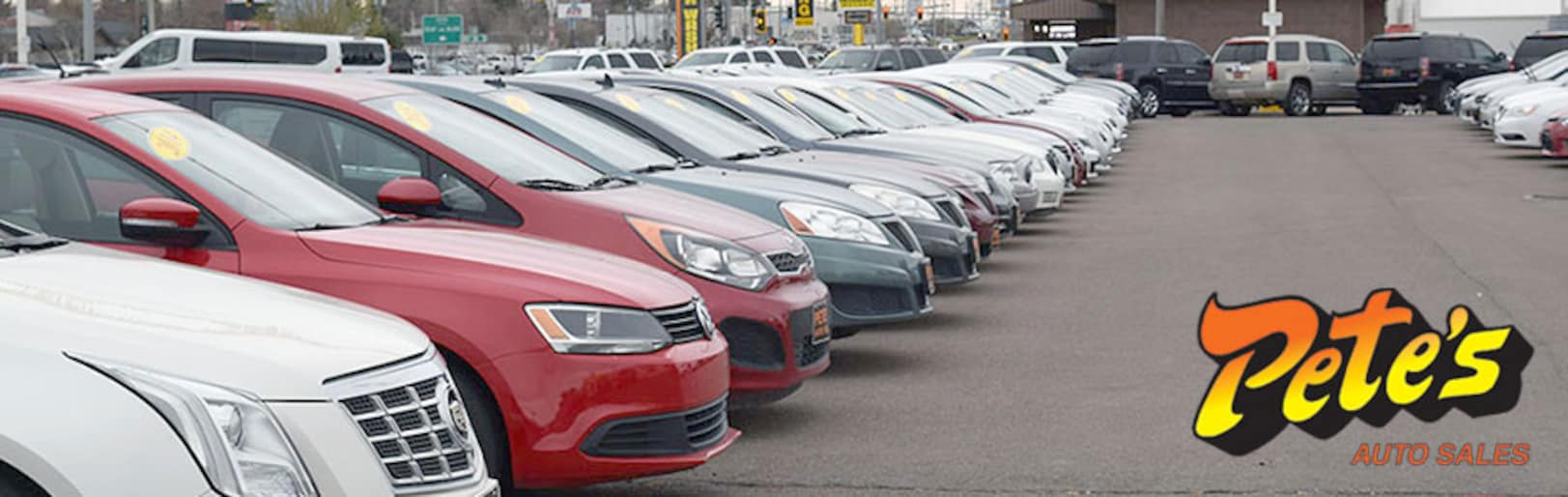 Pete's Auto Sales | Used Cars Great Falls MT | Auto Dealer