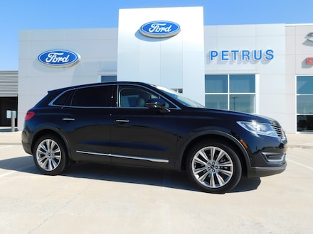 Used 2016 Lincoln MKX for sale in Stuttgart, AR