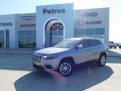 New 2019 Jeep Cherokee for sale near Pine Bluff
