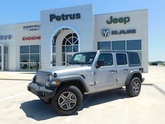 New 2018 Jeep Wrangler for sale near Pine Bluff