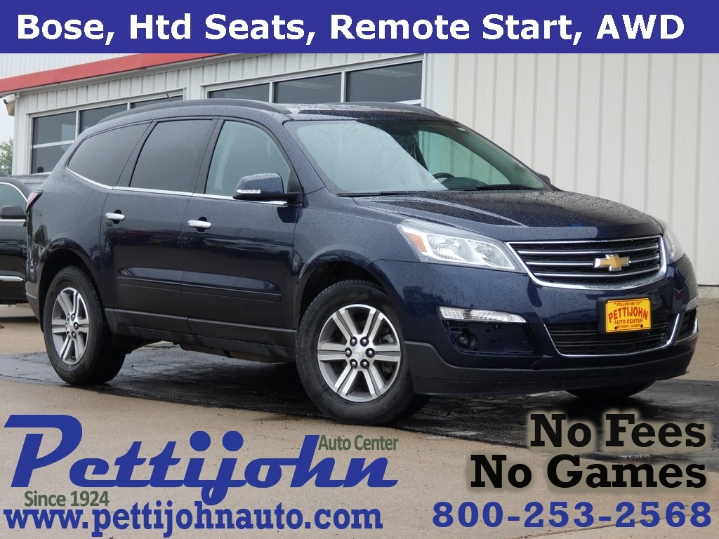 2015 Chevrolet Traverse 2LT SUV