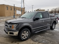 2019 Ford F-150 4X4 Supercrew XLT Truck SuperCrew Cab