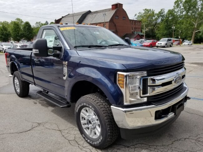 2019 Ford F-250 Regular Cab 4x4 XLT Truck Regular Cab