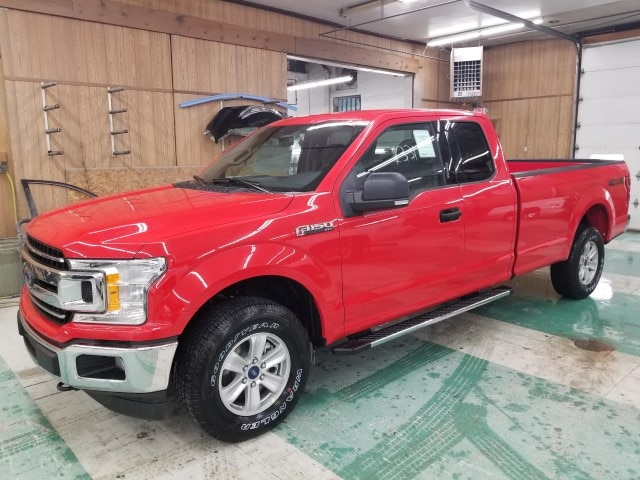 2019 Ford F-150 4x4 Supercab XLT Truck SuperCab Styleside
