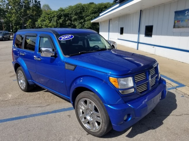 2007 Dodge Nitro RT 4x4 SUV