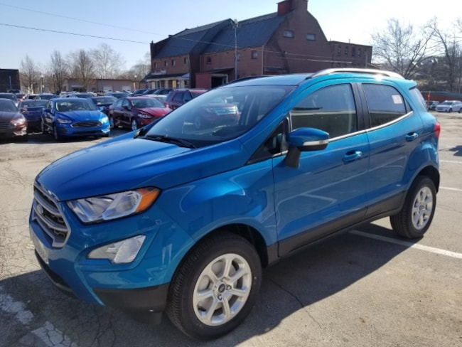 2019 Ford EcoSport SE 4x4 SUV