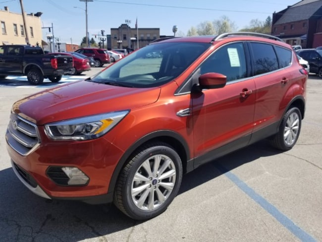 2019 Ford Escape SEL 4x4 SUV