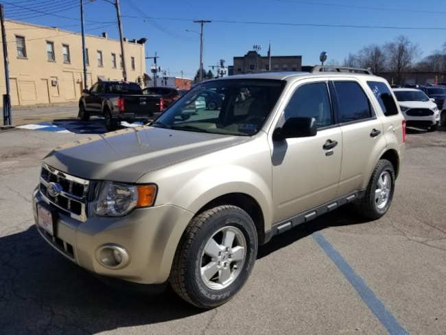 2011 Ford Escape XLT 4X4 SUV