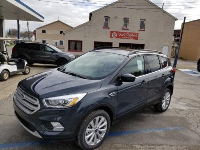 2019 Ford Escape SEL 4x4 SUV