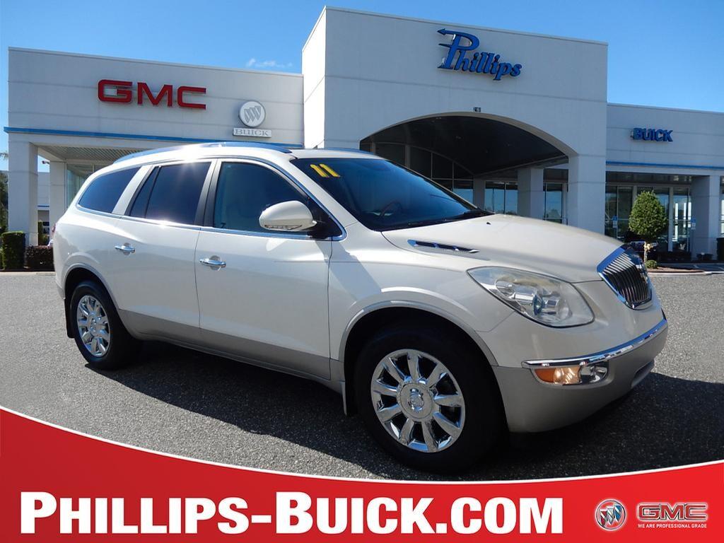 2011 Buick Enclave CXL-1 CXL-1  Crossover w/1XL