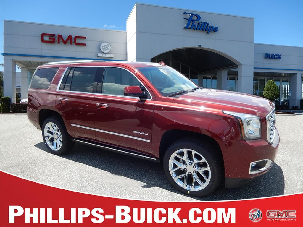 New 2019 GMC Yukon For Sale at Phillips Buick GMC | VIN