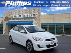 Used 2017 Hyundai Accent Value Edition Sedan for sale in Bourbonnais, IL