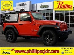 New 2018 Jeep Wrangler SPORT 4X4 Sport Utility for sale in Ocala at Phillips Chrysler Jeep Dodge Ram