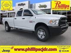 New 2018 Ram 3500 TRADESMAN CREW CAB 4X4 8' BOX Crew Cab for sale in Ocala at Phillips Chrysler Jeep Dodge Ram