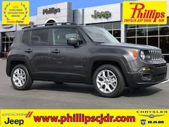 New 2018 Jeep Renegade LATITUDE 4X2 Sport Utility for sale in Ocala at Phillips Chrysler Jeep Dodge Ram