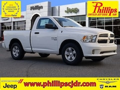 New 2019 Ram 1500 CLASSIC EXPRESS REGULAR CAB 4X2 6'4 BOX Regular Cab for sale in Ocala at Phillips Chrysler Jeep Dodge Ram