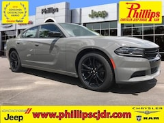 New 2018 Dodge Charger SXT RWD Sedan for sale in Ocala at Phillips Chrysler Jeep Dodge Ram
