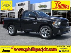 New 2018 Ram 1500 EXPRESS REGULAR CAB 4X2 6'4 BOX Regular Cab for sale in Ocala at Phillips Chrysler Jeep Dodge Ram