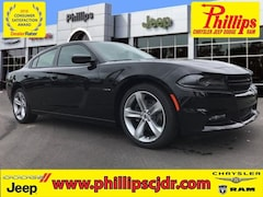 New 2018 Dodge Charger R/T RWD Sedan for sale in Ocala at Phillips Chrysler Jeep Dodge Ram