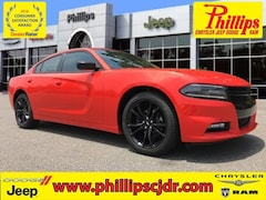 New 2018 Dodge Charger SXT PLUS RWD - LEATHER Sedan for sale in Ocala at Phillips Chrysler Jeep Dodge Ram