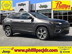 New 2019 Jeep Cherokee LIMITED FWD Sport Utility for sale in Ocala at Phillips Chrysler Jeep Dodge Ram
