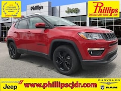 New 2018 Jeep Compass ALTITUDE FWD Sport Utility for sale in Ocala at Phillips Chrysler Jeep Dodge Ram