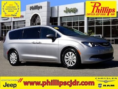 Certified Used 2018 Chrysler Pacifica LX Van for sale in Ocala at Phillips Chrysler Jeep Dodge Ram