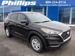 New 2019 Hyundai Tucson SE SUV for sale or lease in Bourbonnais, IL