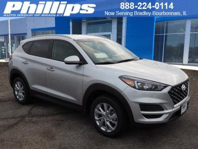 New 2019 Hyundai Tucson Value SUV for sale or lease in Bourbonnais, IL