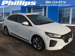 New 2019 Hyundai Ioniq Hybrid Limited Hatchback for sale or lease in Bourbonnais, IL