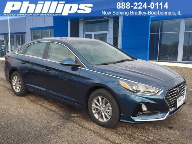 New 2019 Hyundai Sonata SE Sedan for sale near Kankakee
