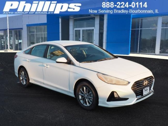 New 2019 Hyundai Sonata SE Sedan for sale or lease in Bourbonnais, IL