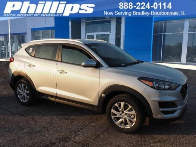 New 2019 Hyundai Tucson Value SUV for sale or lease in Bourbonnais, IL