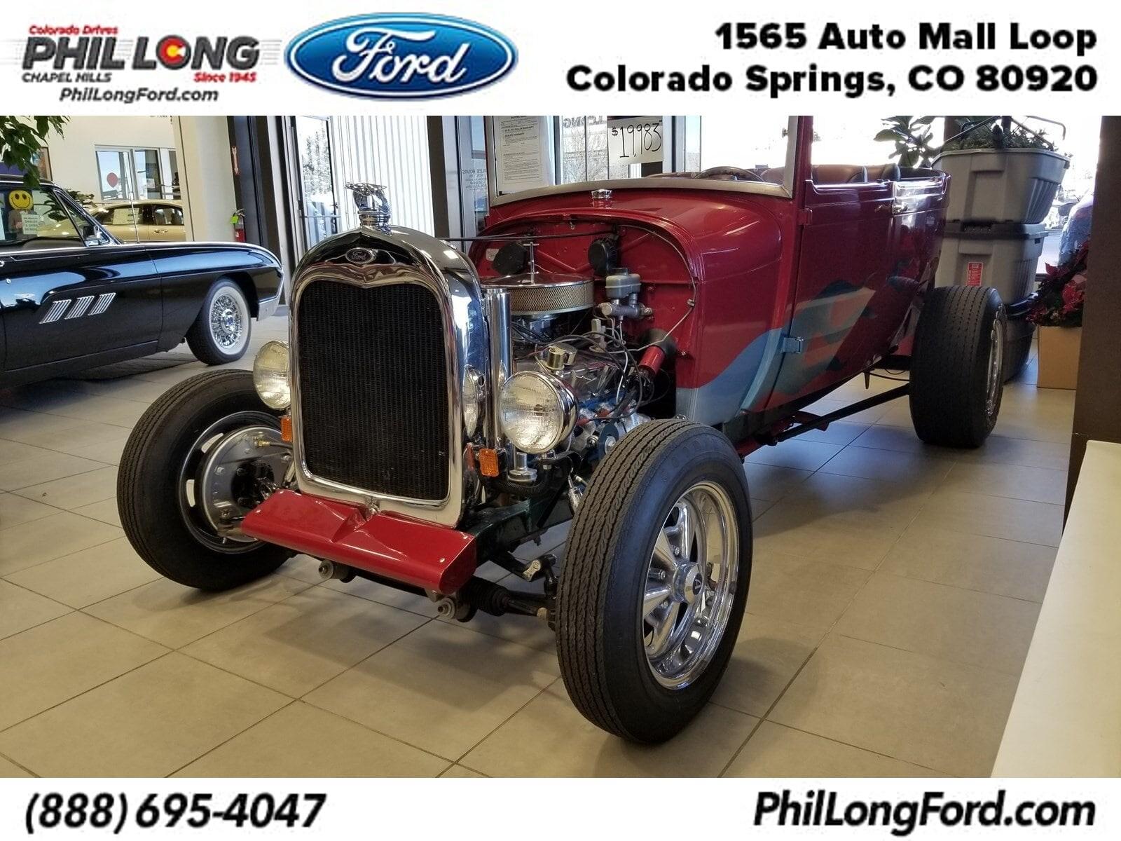 Used Ford Cars Trucks Colorado Springs