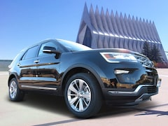 2019 Ford Explorer Limited Limited 4WD