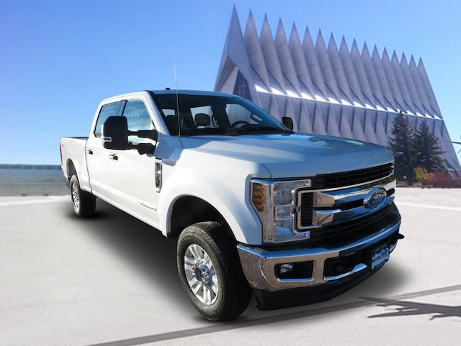 2019 Ford Super Duty F-250 SRW XL XL 4WD Crew Cab 6.75 Box