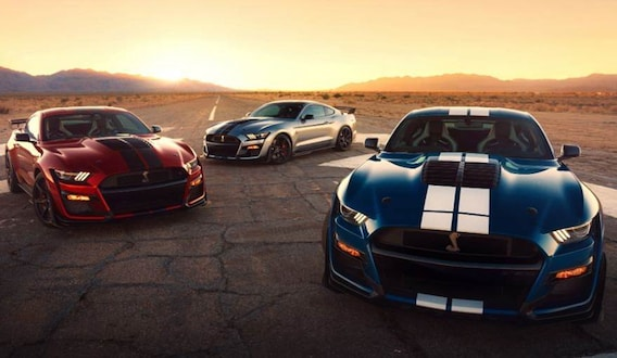 2020 Ford Mustang Specs Trims Highlights Phil Long Ford Of