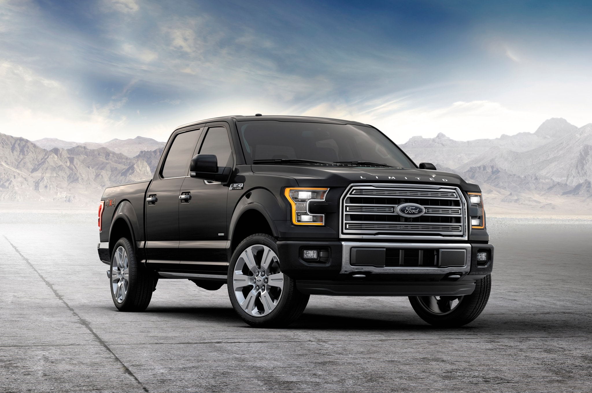 the New 2016 Ford F150 For Sale in Colorado Springs at Phil Long