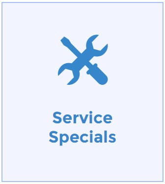 Car service specials in Colorado Springs