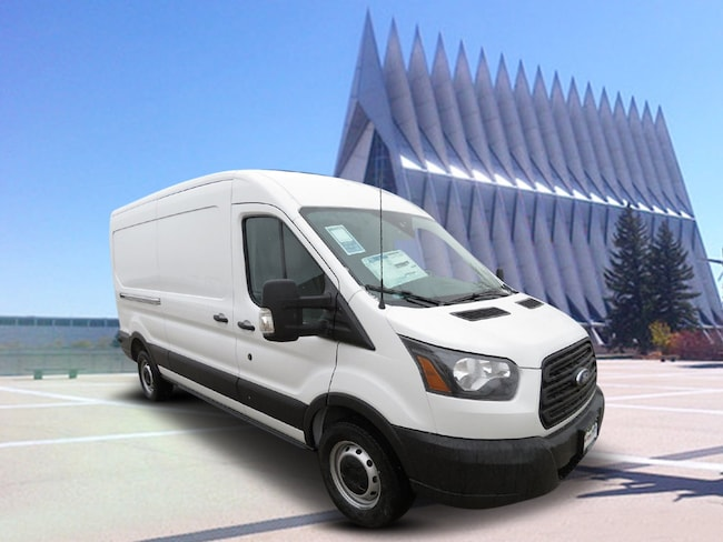 New 2019 Ford Transit Van For Sale in Colorado Springs at