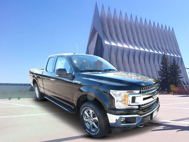 2018 Ford F-150 4WD SC