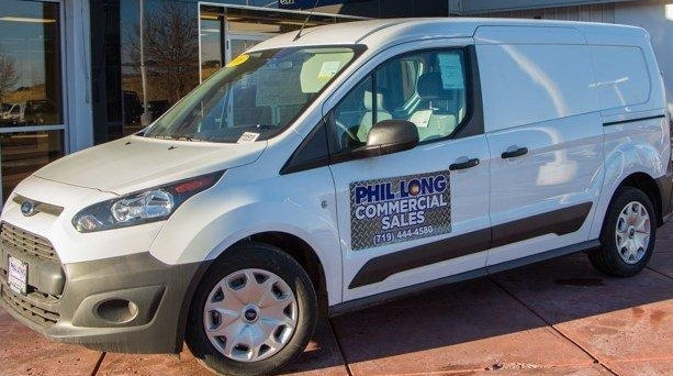 commercial trucks and vans for sale in colorado springs at phil long. Black Bedroom Furniture Sets. Home Design Ideas