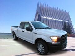 2018 Ford F-150 XL XL 4WD SuperCab 6.5 Box